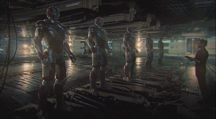 «Мстители 3»:  опубликовано первое видео с Робертом Дауни-младшим