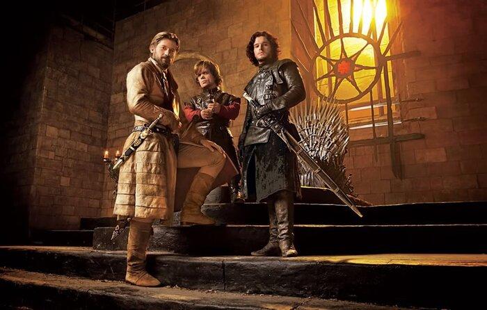 «Игра престолов»: первый взгляд на новый сезон раскрывает сюжетную интригу