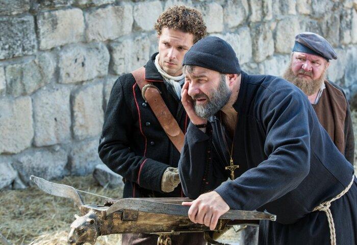«Индустрия кино» обсудила мистический фильм «Вурдалаки» с Михаилом Пореченковым