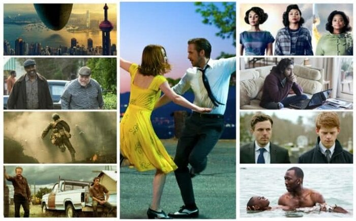 «Оскар»-2017: из фильмов-номинантов собрали один трейлер