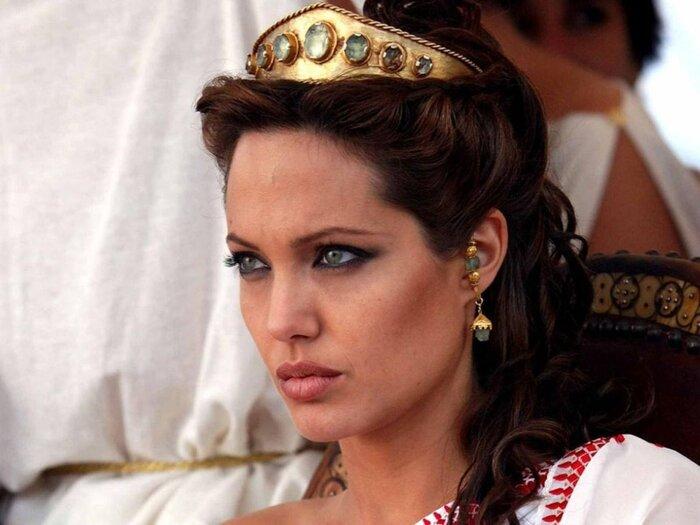 Анджелина Джоли хочет сыграть Екатерину Великую