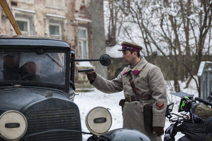 Будет кино: В Твери завершились съёмки военной драмы «Прощаться не будем»