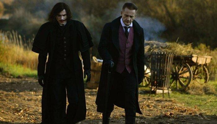 Меньшиков и Петров сыграли в сериале «Гоголь»: первый трейлер. 18+