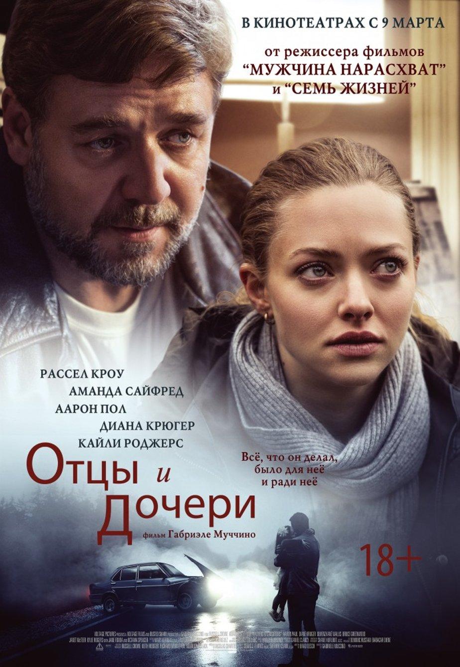 Отцы и дочери фильм 2018 актеры
