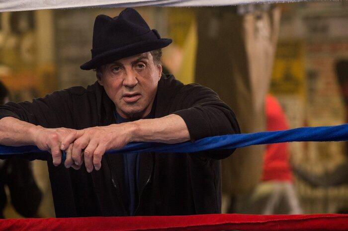 Сильвестр Сталлоне воскресил сцену из «Рокки». Видео