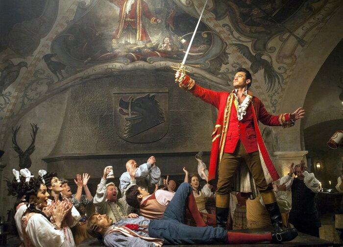 Американский кинотеатр отказался показывать «Красавицу и чудовище» из-за гей-сцены