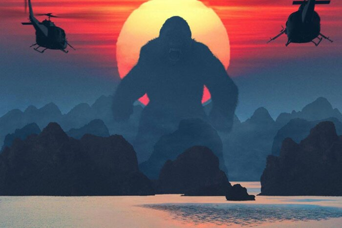 «Конг: Остров Черепа» изнутри: выпущен интерактивный трейлер