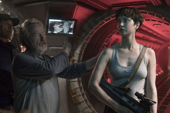 «Чужой»: Ридли Скотт раскрыл будущее киносерии
