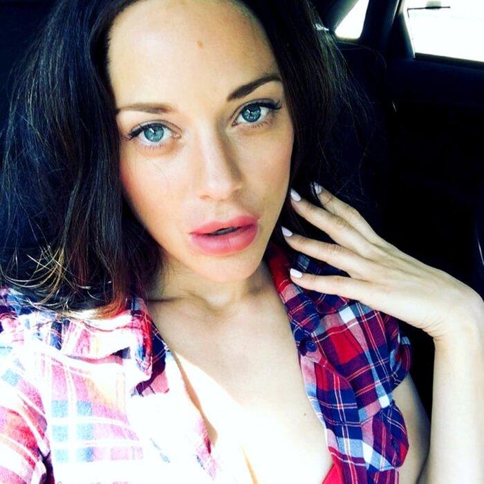 Фанаты Марион Котийяр недовольны «новыми губами» актрисы. Фото