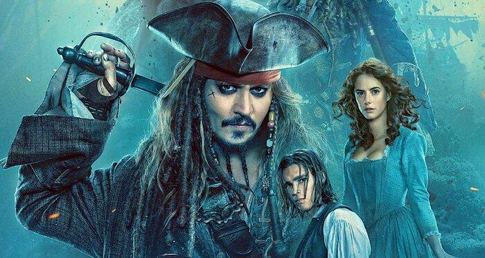 Главное на «Фильм Про»: новый трейлер новых «Пиратов Карибского моря», обзор лучших комедий и другие материалы