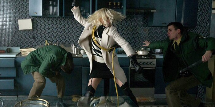 «Атомная блонда» с Шарлиз Терон: опубликован трейлер экшна «для взрослых»