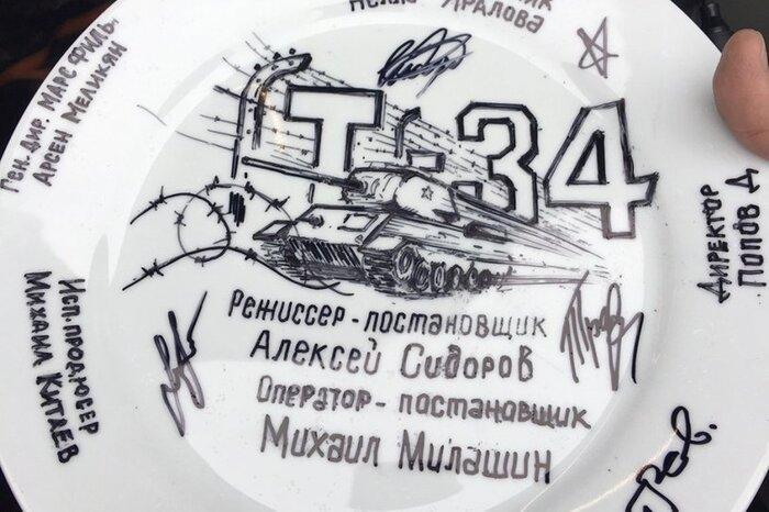 Будет кино: «Индустрия кино» побывала на съёмках военного фильма «Т-34»