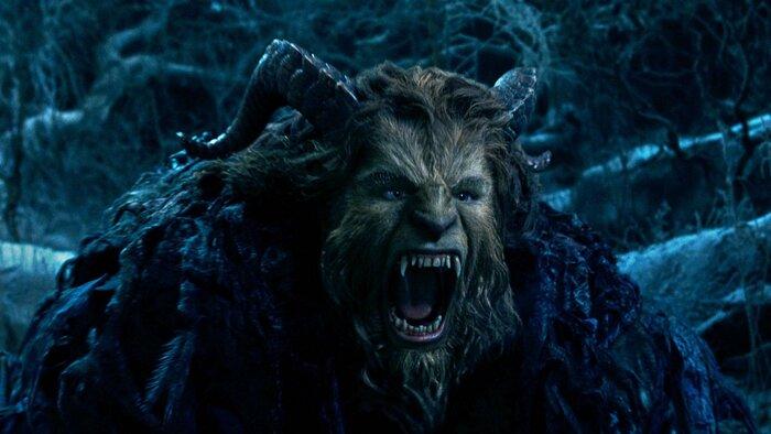 Предварительная касса уикенда: фильм «Красавица и чудовище» на старте собрал вдвое больше «Золушки»