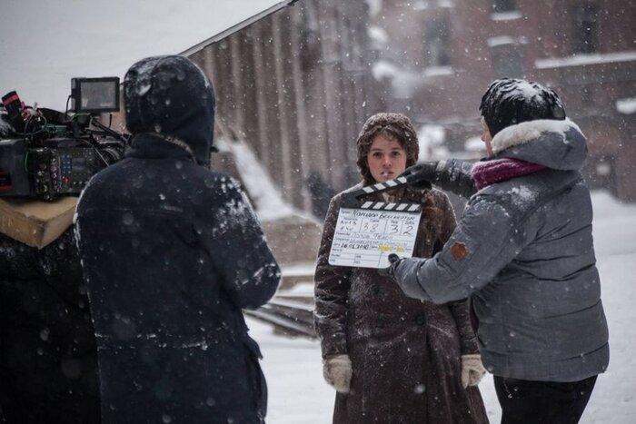 «Индустрия кино»  побывала на съёмках картины «Коридор бессмертия»