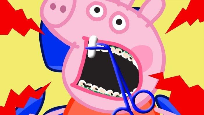 YouTube предлагает детям мультфильмы «для взрослых». Видео