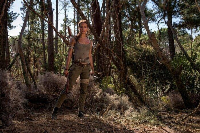 Новая Лара Крофт: представлены фото Алисии Викандер в образе знаменитой авантюристки
