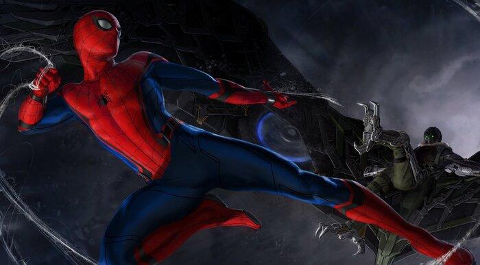 «Человек-паук: Возвращение домой»: Тони Старк ссорится с Питером Паркером в новом трейлере