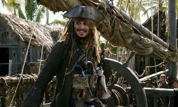 Первые зрители оценили фильм «Пираты Карибского моря 5»