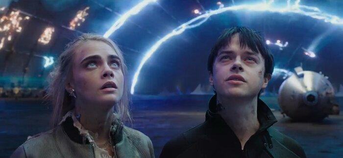 «Валериан и город тысячи планет»: вышел трейлер нового фильма Люка Бессона