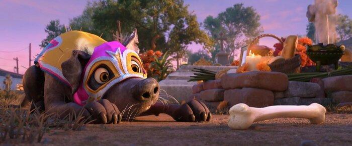 Студия «Пиксар» выпустила короткометражный фильм про собачку Данте
