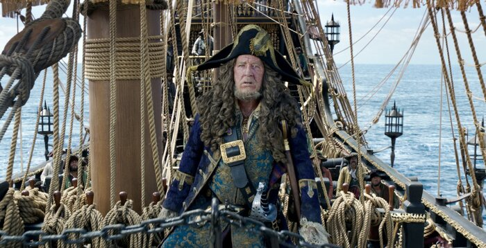 «Пираты Карибского моря 5» изнутри: опубликовано видео со съёмок