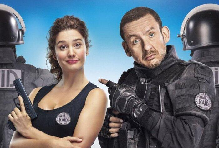 Экшн-комедия «Возьми меня штурмом» откроет Фестиваль французского кино в сети «Синема Парк»