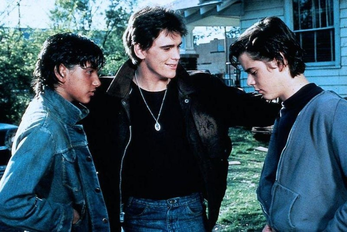 The outsiders dally pictures Which Define Which at m