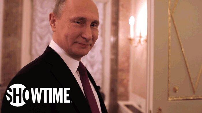 Оливер Стоун снял фильм «Интервью с Путиным». Видео