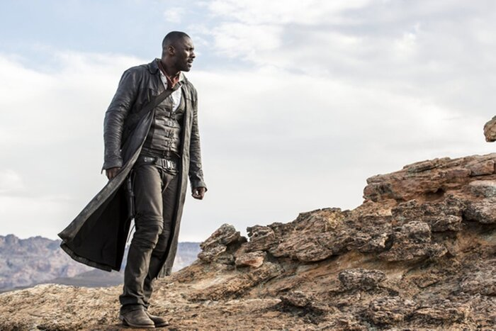 The Dark Tower books move fluidly between genres