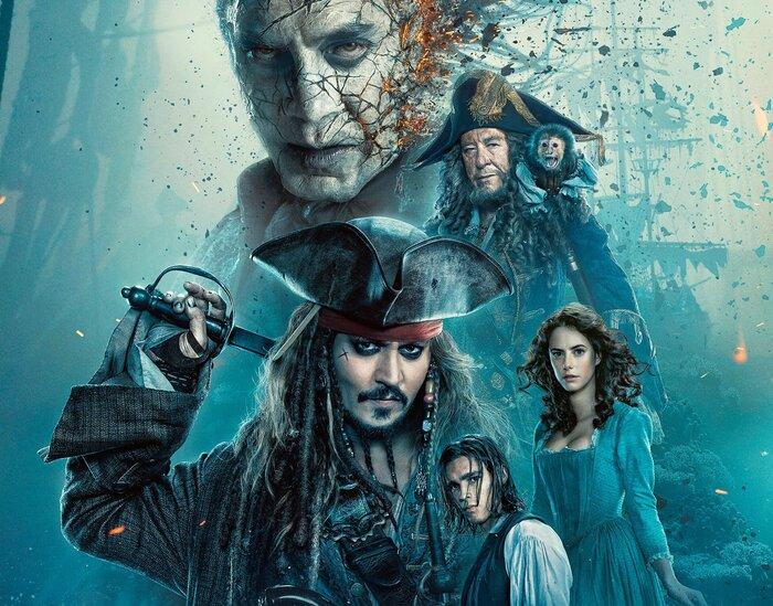 Начинка. Все секреты фильма «Пираты Карибского моря: Мертвецы не рассказывают сказки»