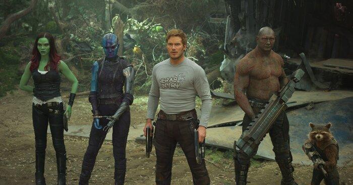 В «Стражах галактики» полностью обновится команда супергероев