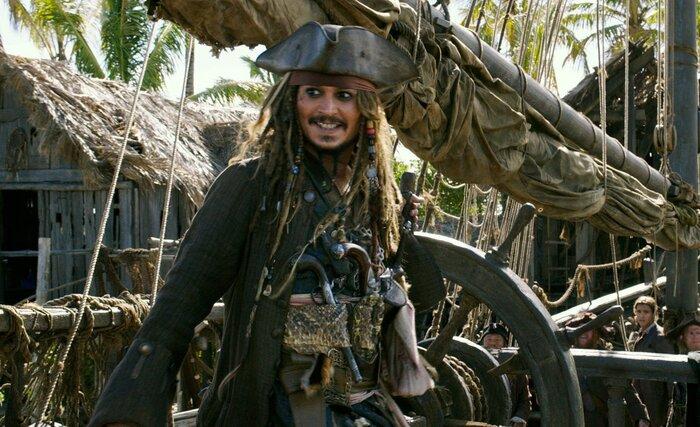 Джонни Депп чуть не сорвал съёмки «Пиратов Карибского моря 5»