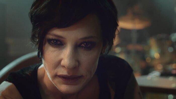 Кейт Бланшетт сыграла 13 ролей в фильме «Манифесто». Видео