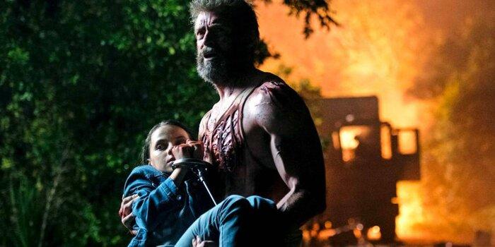«Логан»: в удалённой сцене погибает один из героев. Видео
