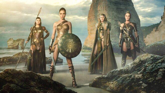«Индустрия кино» побывала на съёмках «Чудо-женщины»