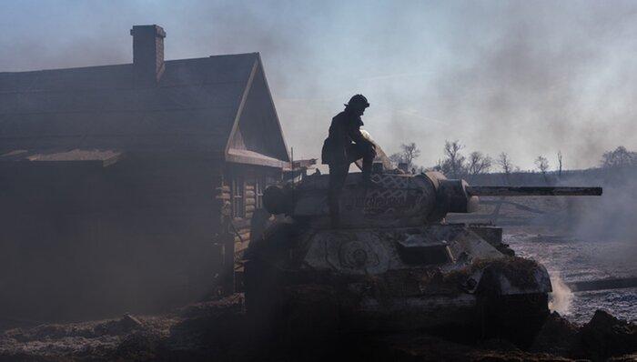 «Т-34» с Александром Петровым: вышел тизер военного экшна