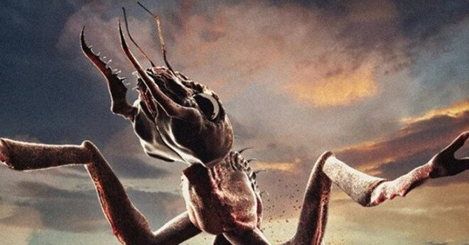 Гигантские муравьи атакуют Землю в фильме «Оно пришло из пустыни»