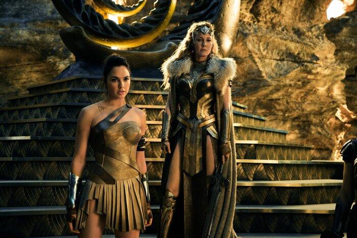 «Индустрия кино» обсудила «Чудо-женщину» со звёздами фильма