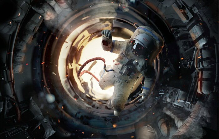 «Гравитация» по-русски: трейлер «Салюта-7» вызвал бурную реакцию в Сети
