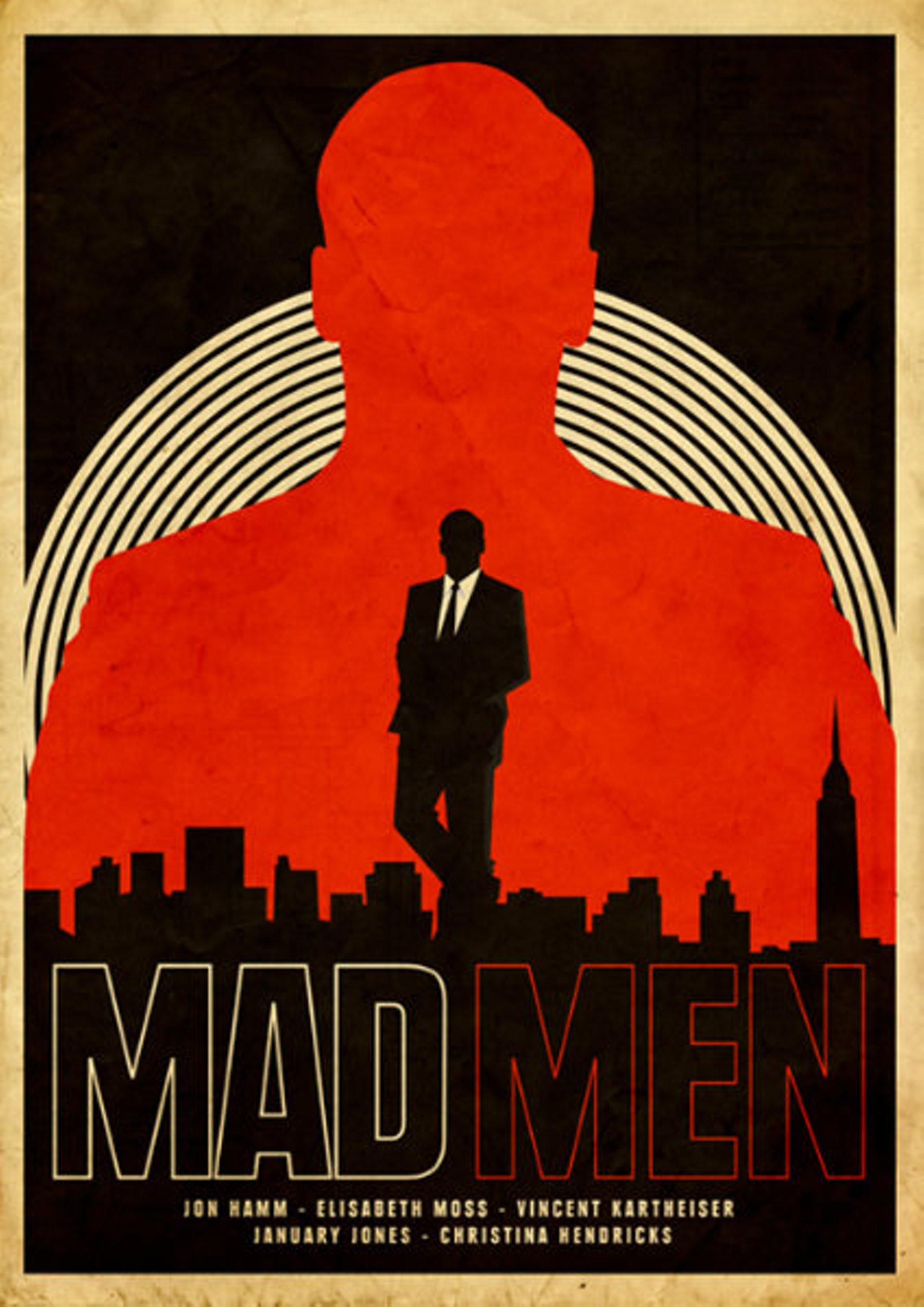 Graphic design movie posters