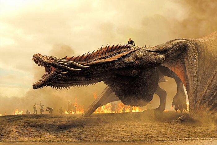 «Игра престолов»: как создавались спецэффекты для самого масштабного сезона