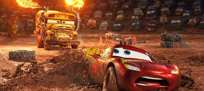 Касса четверга: «Тачки 3» показали лучший старт в киносерии