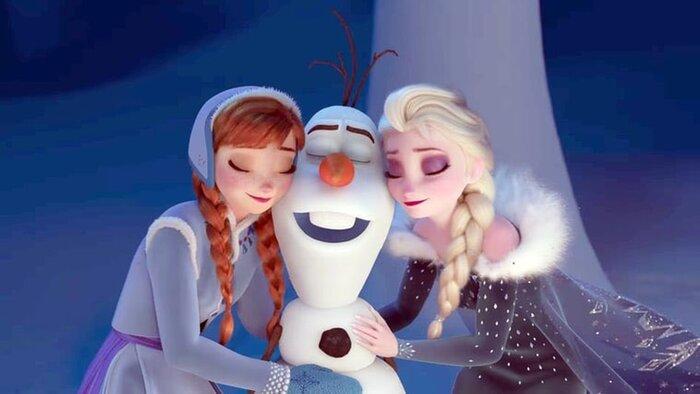 «Холодное сердце 2»: вышел трейлер мультфильма о снеговике Олафе