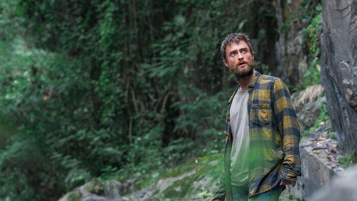 Новый «Выживший»: Рэдклифф снялся в триллере «Джунгли». Видео