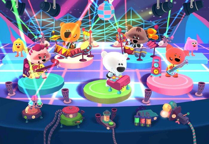 Новая игра по «Ми-Ми-Мишкам» попала в топ App Store сразу после релиза