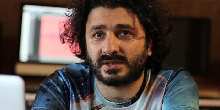 Сарик Андреасян снимает детский фильм «Робо»