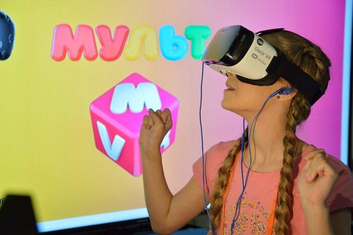 «Мульт VR»: семейный виртуальный кинотеатр представят на Московском международном кинофестивале