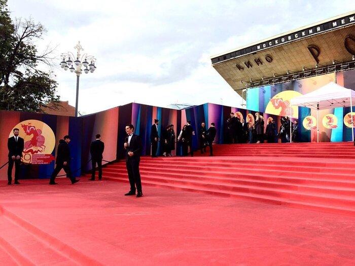 «Индустрия кино» побывала на открытии 39-го Московского международного кинофестиваля