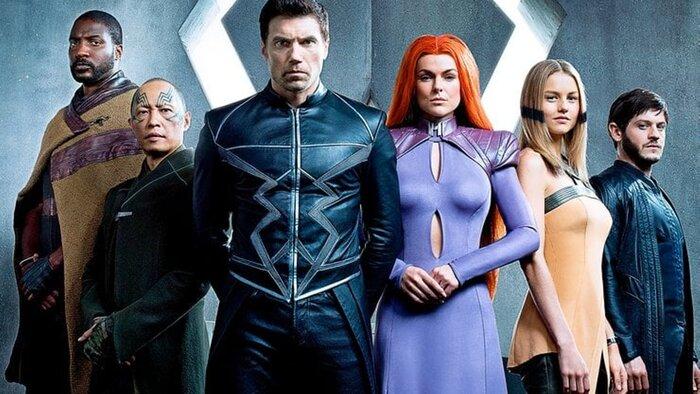 Компания Marvel обнародовала вweb-сети 1-ый трейлер сериала Inhumans