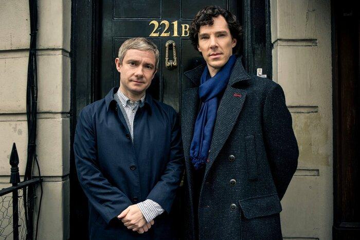 «Шерлок» с Камбербэтчем получит продолжение